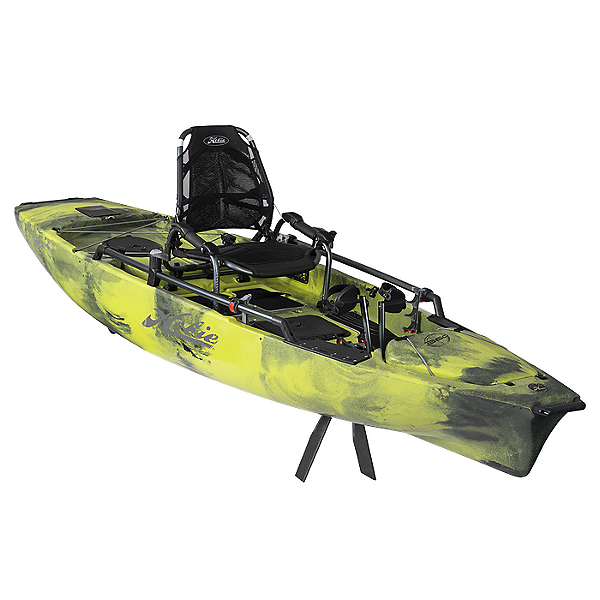 Hobie Mirage Pro Angler 12 with 360 Drive 2021, Amazon Green Camo, 600