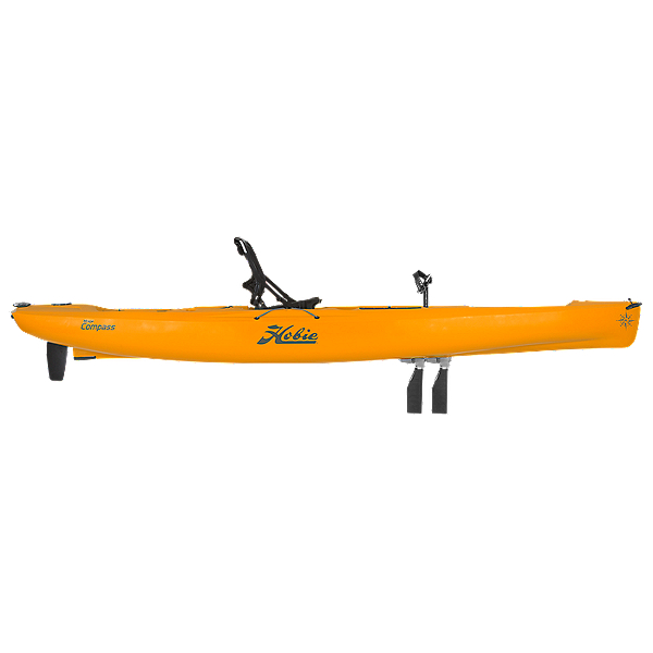 2020 Hobie Mirage Compass, Papaya, 600