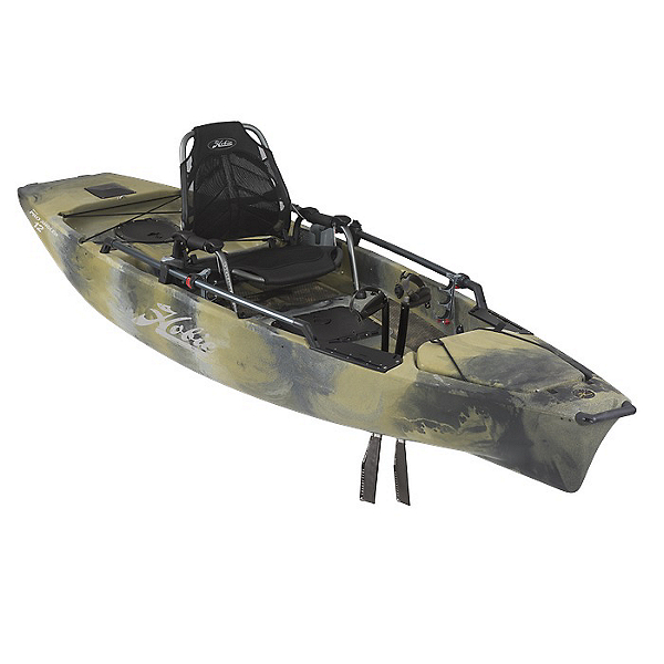 2020 Hobie Mirage Pro Angler 12 - Camo Package, , 600