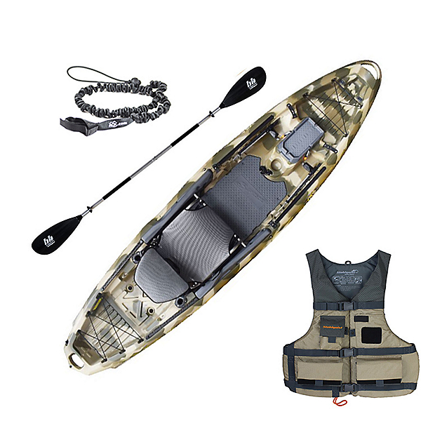 3 Waters Kayaks Big Fish 120 Fishing Kayak Austinkayak