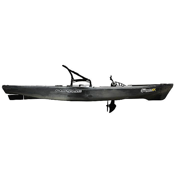 2020 Native Watercraft Slayer 12.5 Propel MAX, Grey Goose, 600