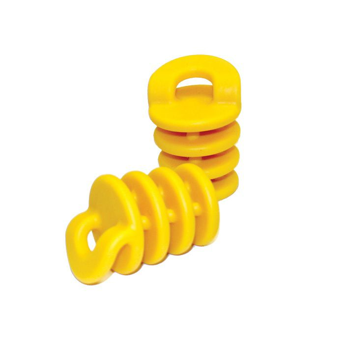07.1966.0000 Ocean Kayak Scupper Stoppers Pack of 2, X-Small, Green
