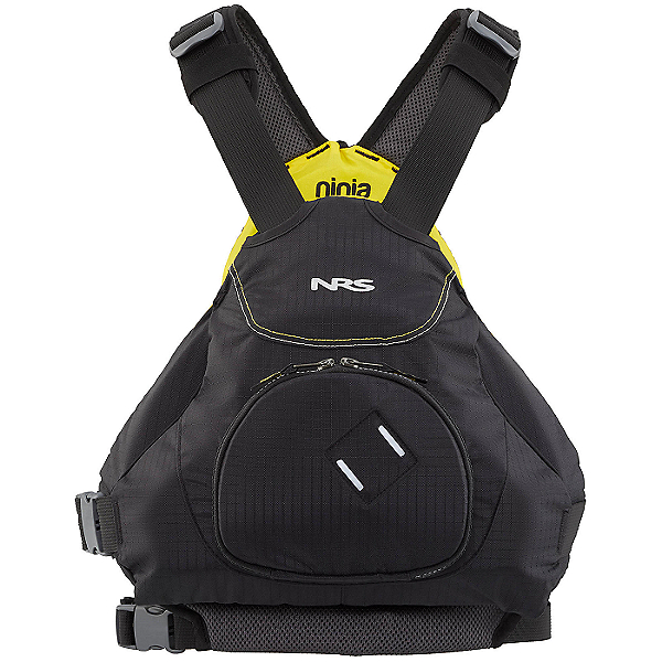 NRS Ninja 2020 Life Jacket - PFD, Black, 600