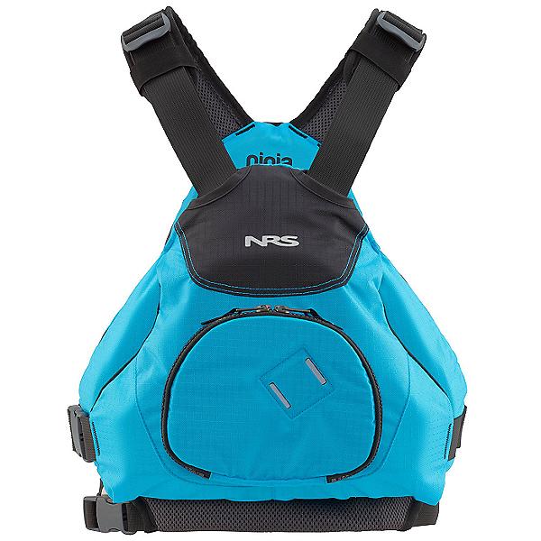 NRS Ninja Life Jacket 2021 - PFD Teal - L/XL, Teal, 600
