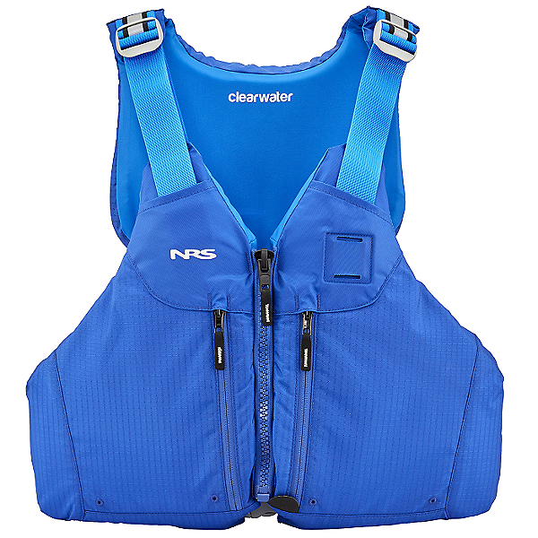 NRS Clearwater Mesh Back 2021 - PFD Blue - XS/M, Blue, 600