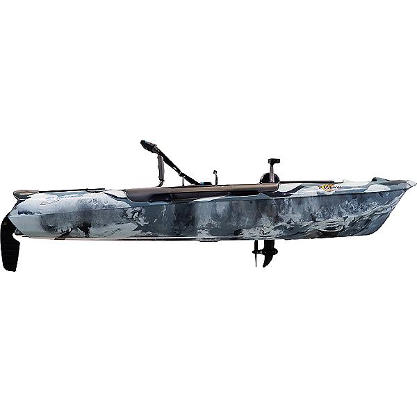3 Waters Kayaks Big Fish 108 PDL Fishing Kayak 2021, Urban Camo, 600