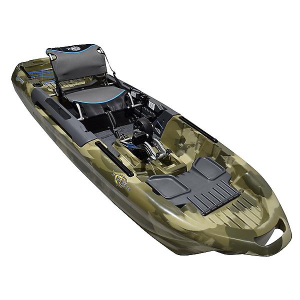 3 Waters Kayaks Big Fish 108 PDL Fishing Kayak, , 600