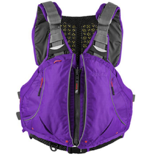 Old Town Solitude Womens PFD Silver - S/M, Silver, 600