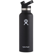 Hydro Flask 21 oz. Standard Mouth Bottle with Sport Cap, , medium