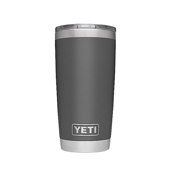 Yeti Rambler 20 oz w/ MagSlider Lid Limited Edition Charcoal, , 600