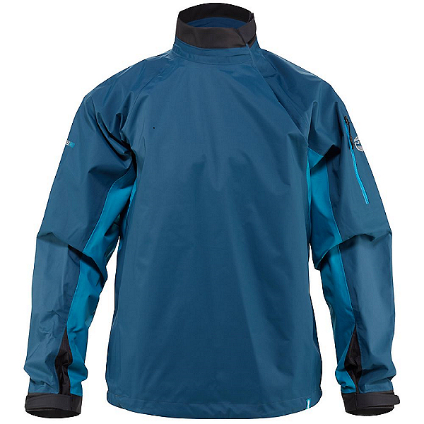 NRS Men's Endurance Splash Jacket 2021 Poseidon - M, Poseidon, 600