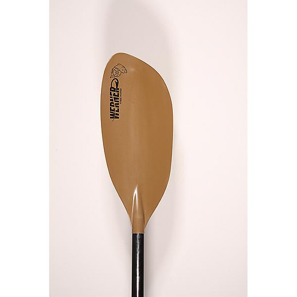 Werner Tybee Hooked Leverlock FG Kayak Paddle Straight Shaft, Brown, 600