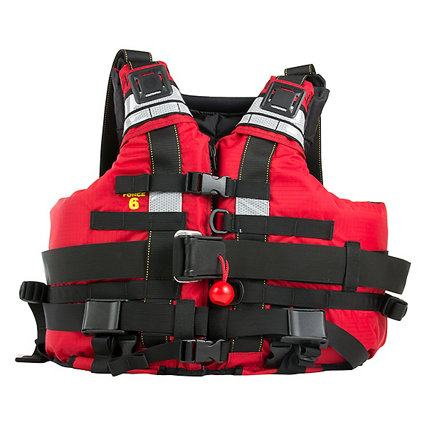Force 6 Swift Water RescueTec Life Jacket - PFD, , 600