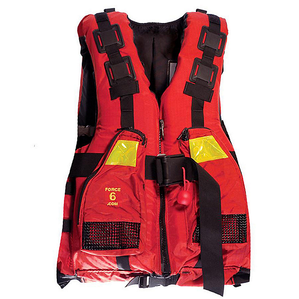 Force 6 Rescuer Swiftwater Life Jacket - PFD, , 600