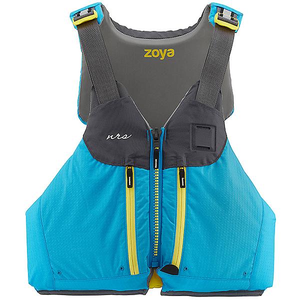 NRS Women's Zoya Mesh Back Life Jacket 2021 - PFD Teal - XL/XXL, Teal, 600