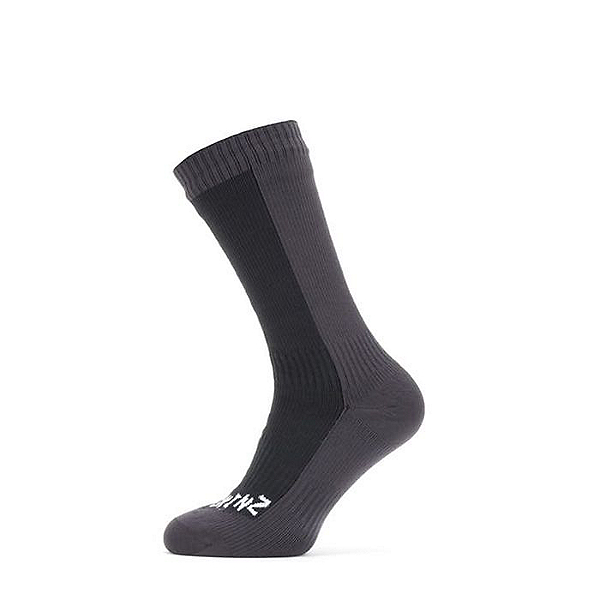 SealSkinz Waterproof Cold Weather Mid Length Sock, , 600