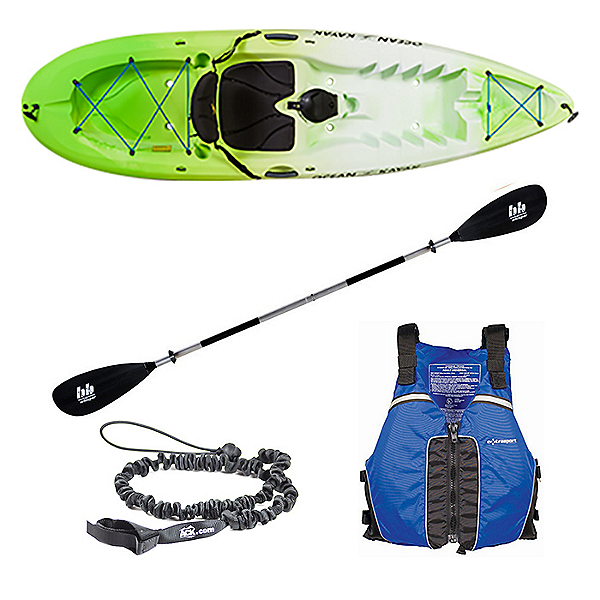 Ocean Kayak Malibu 9.5 Package, , 600