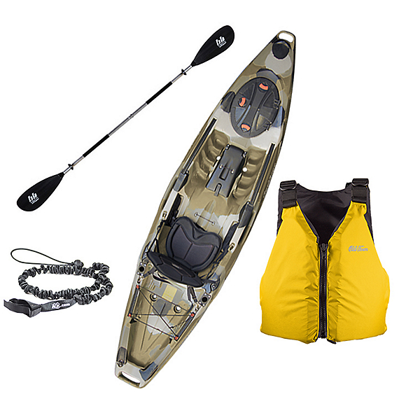 Feelfree Moken 10 Lite Kayak Package, , 600