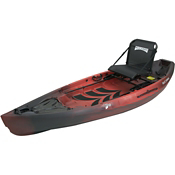 NuCanoe Frontier 12 Kayak with 360 Fusion Seat 2021, , medium