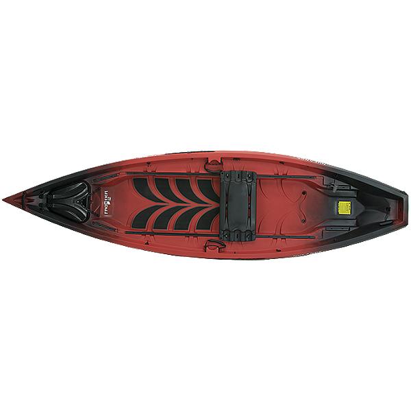NuCanoe Frontier 12 Kayak with Bench Seat 2021 Bulldog, Bulldog, 600