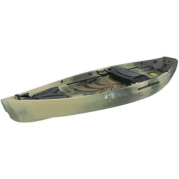 NuCanoe Frontier 10 Kayak with Bench Seat 2021, , 600