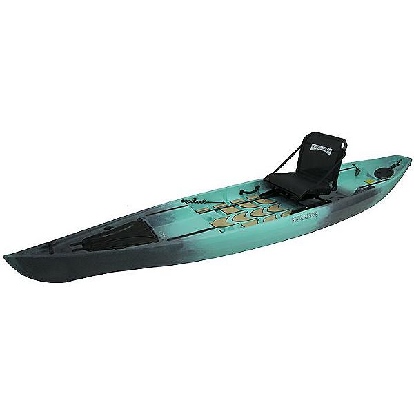 2020 NuCanoe Pursuit 13.5 Kayak with 360 Fusion Seat, , 600