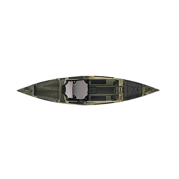 2020 Native Watercraft Ultimate FX 12 PRO Kayak, Hidden Oak, 600