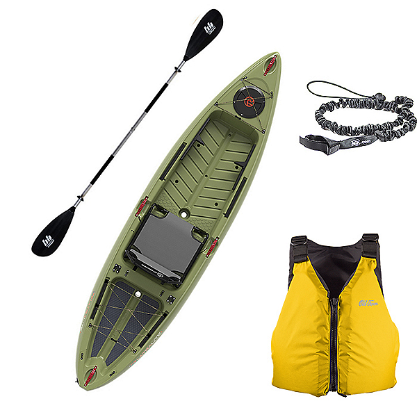 Crescent Kayak UltraLite Kayak Package, , 600