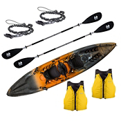 Ocean Kayak Malibu 2XL Angler Kayak Package, , medium