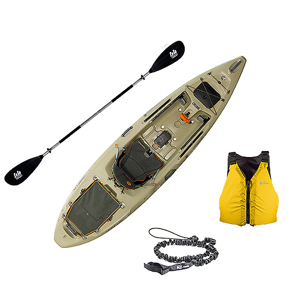 2020 Wilderness Systems Tarpon 105 Kayak Package, , 600