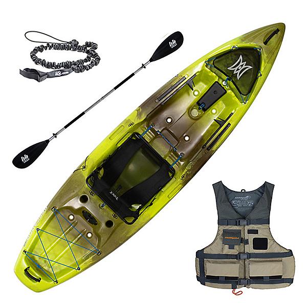 Perception Pescador Pro 10.0 Kayak Package, , 600
