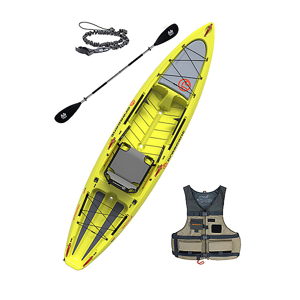 Crescent LiteTackle Kayak Package, , 600