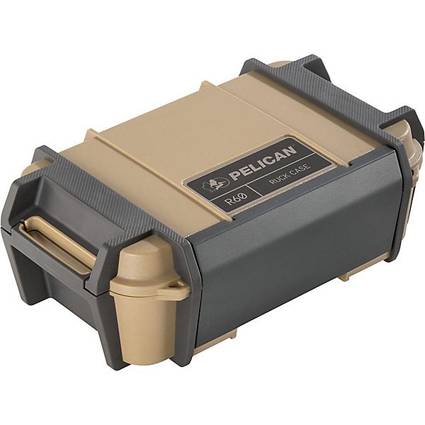 Pelican R60 Personal Utility Ruck Case, Tan, 600