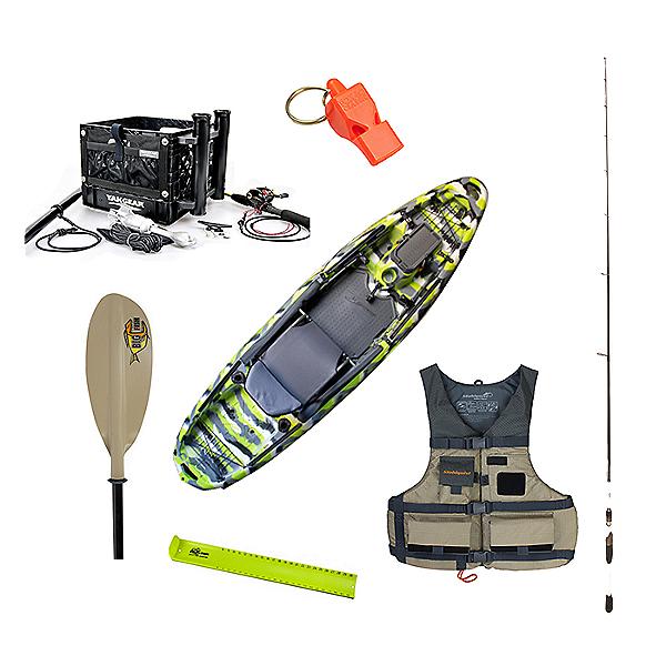 3 Waters Kayaks Big Fish 105 Kayak Angler Package, , 600