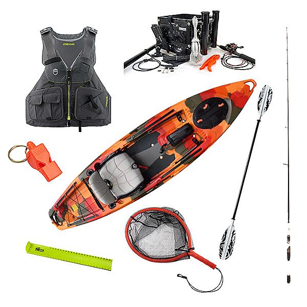 Feelfree Lure 11.5 Kayak Angler Package, , 600