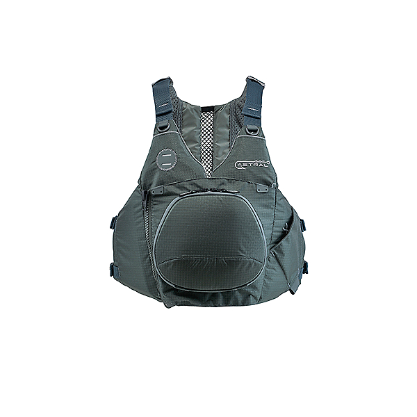 Astral Sturgeon Life Jacket - PFD Pebble Gray - M/L, Pebble Gray, 600