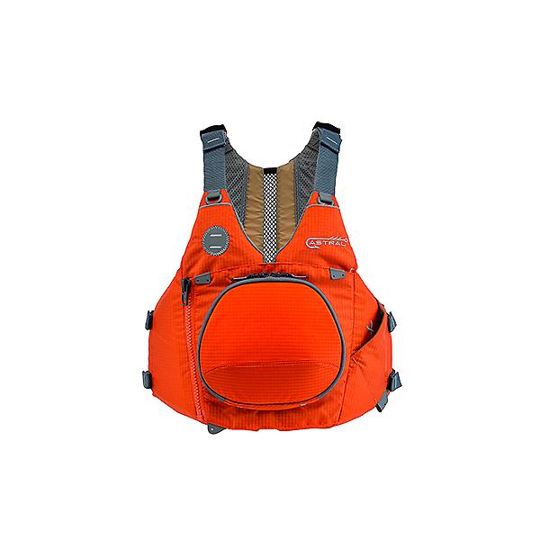 Astral Sturgeon Fishing PFD 2021, Burnt Orange, 600