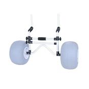 Malone Xpress TRX-S Cart with Beach Wheels, , medium