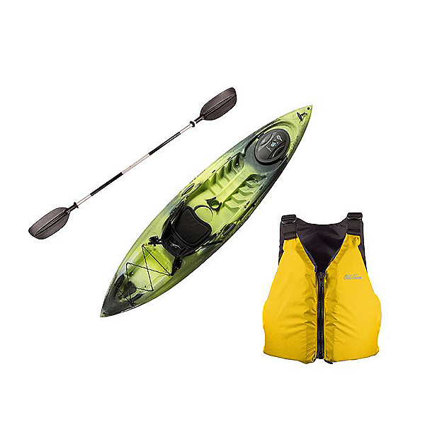 2020 Ocean Kayak Caper Kayak Package, , 600