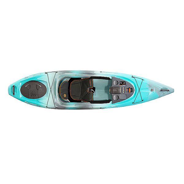 Wilderness Systems Pungo 105 Kayak 2020, Breeze Blue, 600