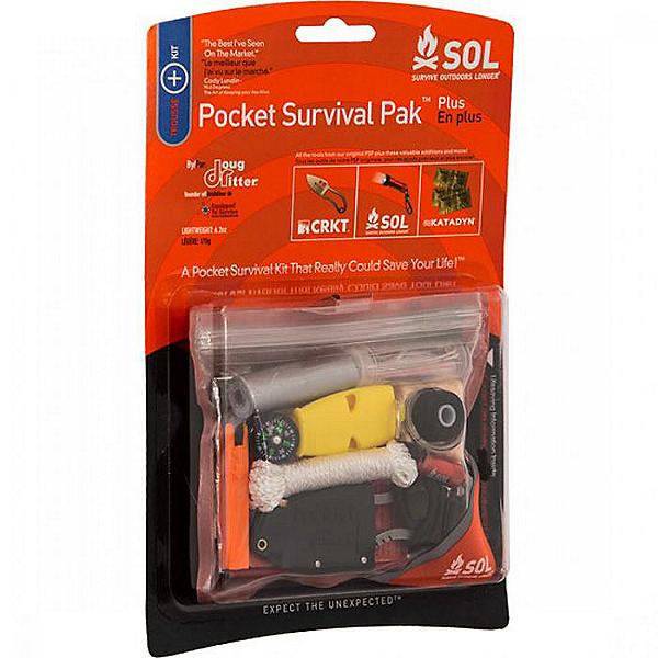 Adventure Medical Kits Pocket Survival Plus, , 600