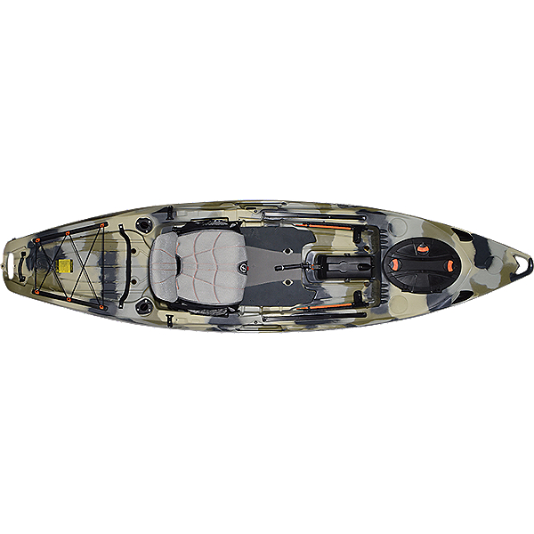 Feelfree Lure 11.5 v2 Kayak 2021, Desert Camo, 600