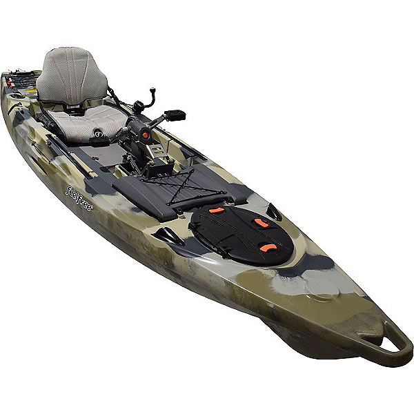 Feelfree Lure 13.5 v2 Kayak with Overdrive Pedal Drive 2021, , 600