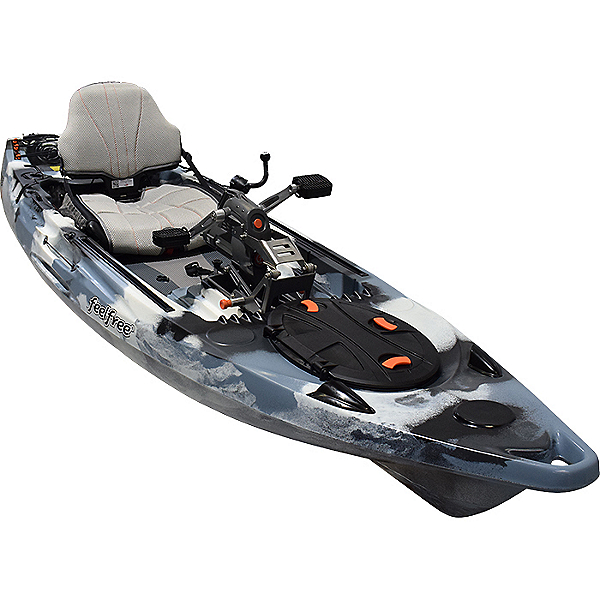 Feelfree Lure 11.5 v2 Kayak with Overdrive Pedal Drive 2021, , 600