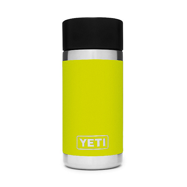 Yeti Rambler Bottle 12 oz. with HotShot Cap - Limited Edition, Chartreuse, 600