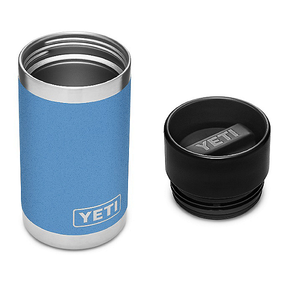 Yeti Rambler Bottle 12 oz. with HotShot Cap - Limited Edition Pacific Blue, Pacific Blue, 600