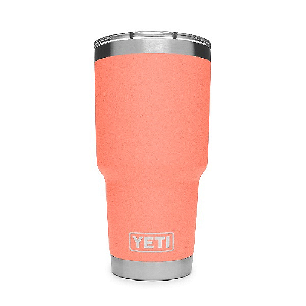 Yeti Rambler 30 Insulated Tumbler Limited Edition, Coral, 600