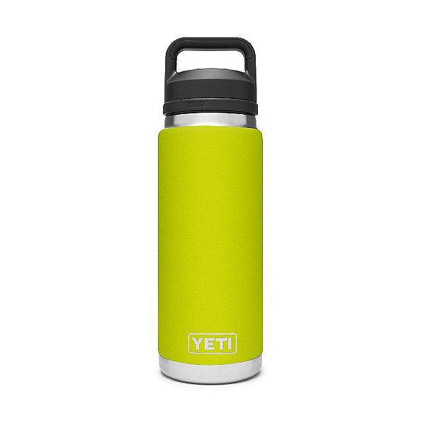 Yeti Rambler Bottle 26 oz Chug - Limited Edition, Chartreuse, 600