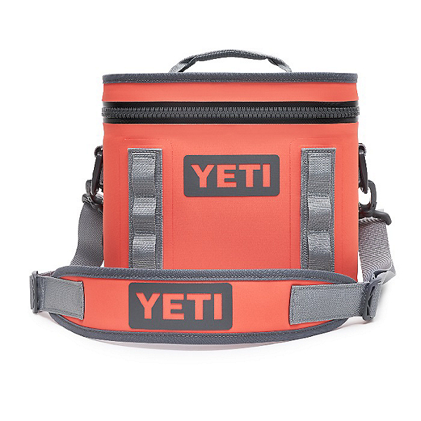 Yeti Coolers Hopper Flip 8 Cooler Limited Edition, Coral, 600