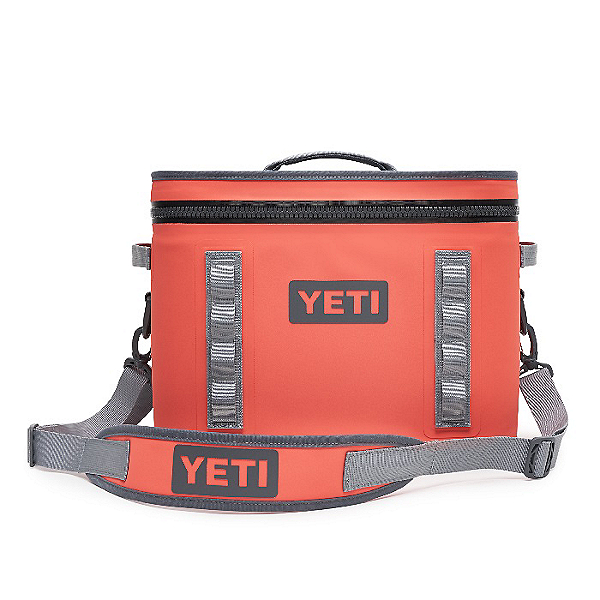 Yeti Coolers Hopper Flip 18 Cooler Limited Edition, Coral, 600